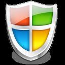 guard, protect, shield, vista, security icon