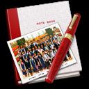 Book, Note, Photo icon