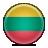 lithuania, flag icon