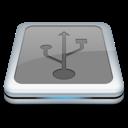 version, usb icon
