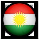 flag, nation, of, kurdistan icon