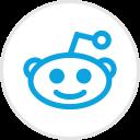online, reddit, media, social icon