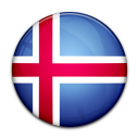 flag, country, iceland icon