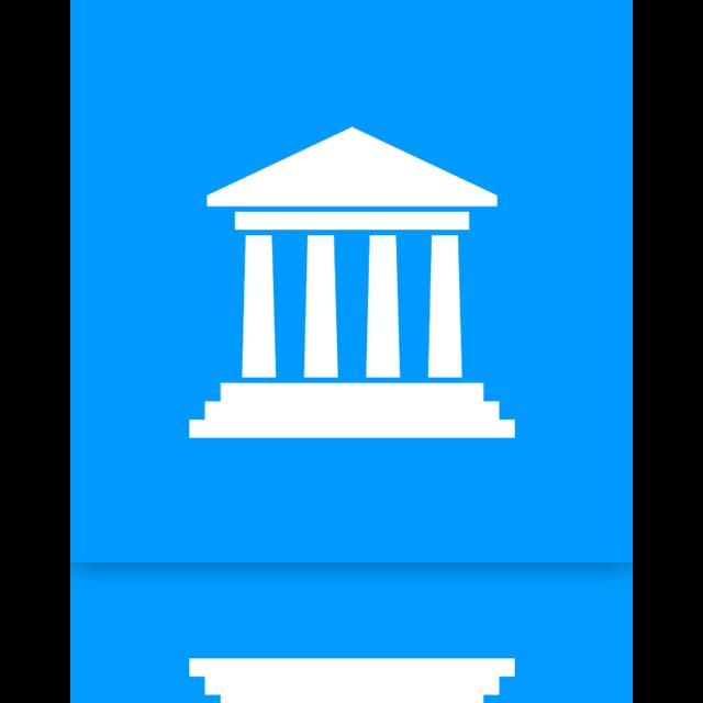 mirror, library, alt icon