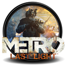 Last, Light, Metro icon