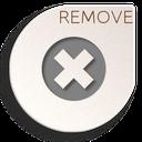 list remove icon