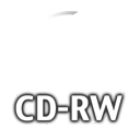 Clear cdrw icon
