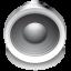 volume, player icon
