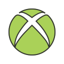 video, microsoft, game, play, computer, xbox, media icon