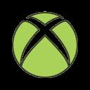 video, microsoft, game, play, computer, xbox, media icon