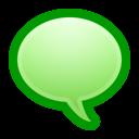 chat, talk, hi, bubble icon