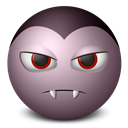 Dracula, Emot icon