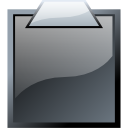 document, paste, clipboard, paper, file, klipper icon