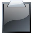 document, paste, clipboard, paper, file, klipper icon