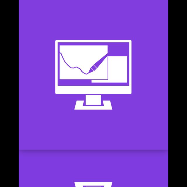 alt, mirror, personalization icon