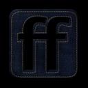 friendfeed square 2 icon