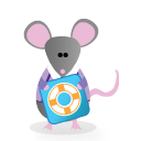 officemouse, float icon