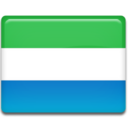 sierra,leone,flag icon