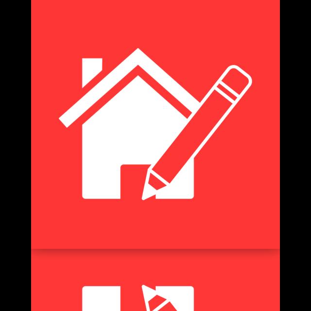 mirror, google, sketchup icon