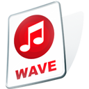 File, Wave icon