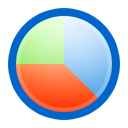 chart,pie,graph icon