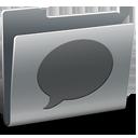 speak, comment, folder, chat, talk icon