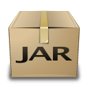 Archive, Jar, Java icon