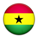 flag,ghana,country icon
