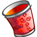 empty,blank,trashcan icon