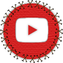 patch, seam, video, movie, yama, youtube, play, social network, social icon
