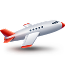 air, fly, transport, business, airplane, plane icon