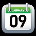 Calendar, Green icon