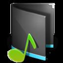 music,folder,alta icon