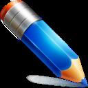 Livejournal, Pencil icon