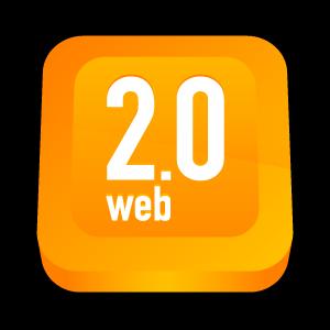web 2.0, web icon