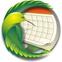 sunbird, calendar, schedule, date icon