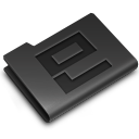 etched, lab, enhanced, black icon