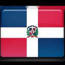 republica, dominicana, country, republic, flag, dominican icon