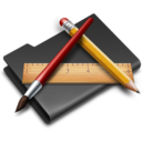 application,black icon
