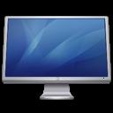 Cinema Display blue icon