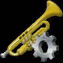 Config, Trumpet icon