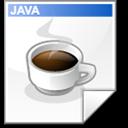 Mimetype source java icon