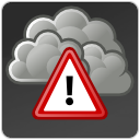 weather,severe,alert icon