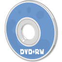 rw, disc, plus, dvd, add icon