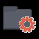 setting,folder icon
