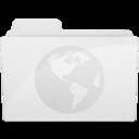 SitesFolder White icon