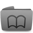 Bookmark, Folder icon