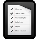 to-do, notes, mac, list, reminders icon