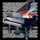 music,piano icon