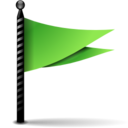 Actions flag icon
